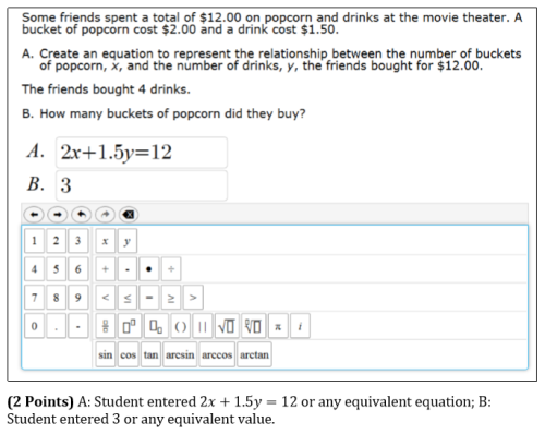 Linear Equation Solution & Calculation