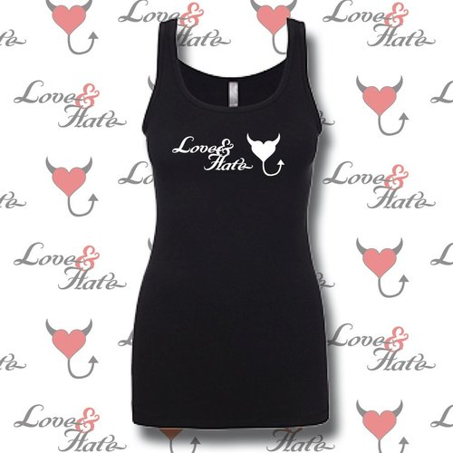 Tank Tops-Black-Medium