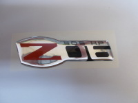 Corvette C6 Z06 Domed Emblem,3 inch Assorted Colors, 2006-2013