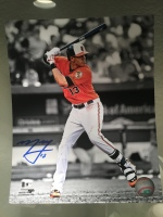 Manny Machado Autographed Photo