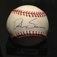 Dansby Swanson Autographed MLB Baseball