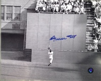 "Willie Mays Autographed ""The Catch 8x10 Photo"