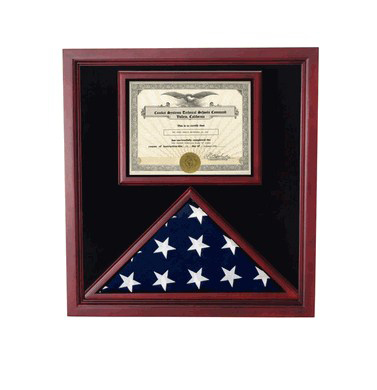 Flags Connections Cherry Flag And Document Case