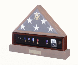 Medal Display Case Pedestal Medal Holder