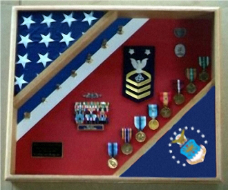 Air Force Retirement Gifts, Usaf Shadow Box