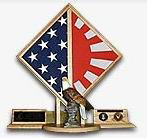 The Sheipline - Hand Crafted Flag Case By Air Force Veteran