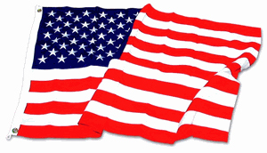 4ft x 6ft Sewn Polyester US Flag  Flag Connections Brand