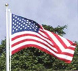 Extra Large Outdoor U.S. American Polyester Flags