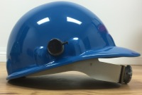 HARD HAT LIGHT BLUE