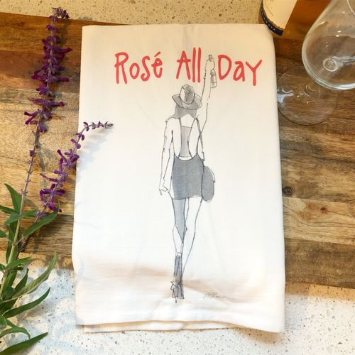 Rose All Day Towel
