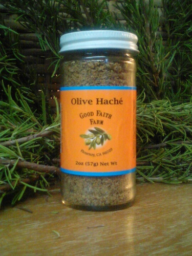 Hache Olive Seasoning - 2 oz
