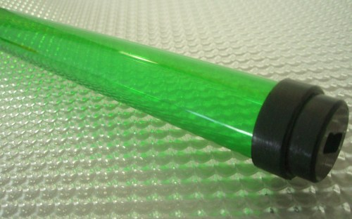 T-5 GREEN Tubeguard - F28 lamp only