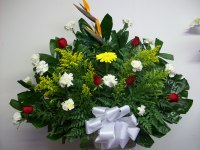 Serenity Tribute Basket ES3075