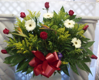 Sacred Tribute Basket ES3092