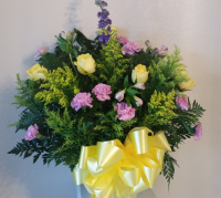 Heavenly Tribute Basket ES3099