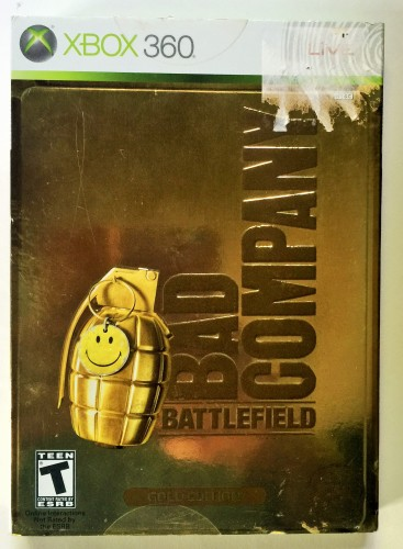 Bad Company Gold Edition