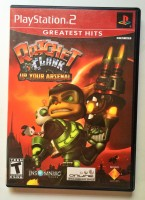 Ratchet and Clank Up your Arsenal