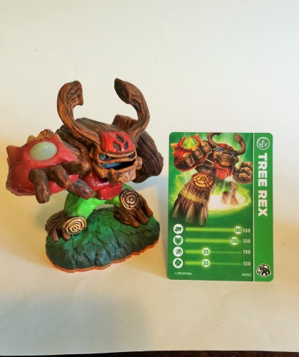 Tree Rex Skylanders Giants