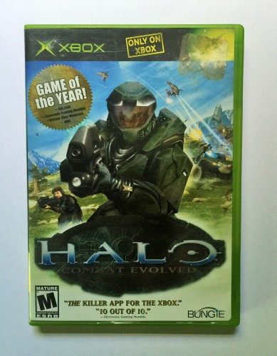 Halo Combat Evolved GOTY