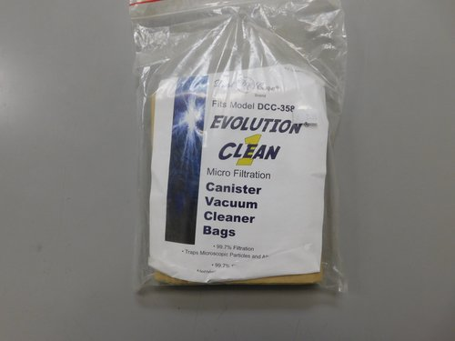 Evolution Canister Vacuum Bags