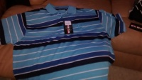 Polo Top By Country Club