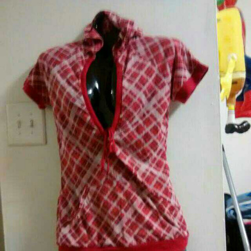Red Riding Hood short sleeved