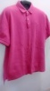 POLO Pink shirt by TOMMY, size 1XL