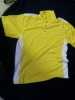 Yellow Polo Top, Golfer's Style