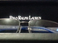 New Unisex POLO Ralph Lauren (1118) Glasses - Retail $210