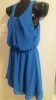 Girls blue  dress