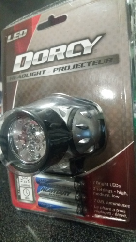 HeadLight Projector by DORCEY