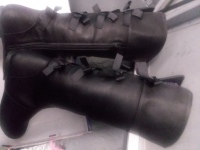 Boot wear for the Little Girl