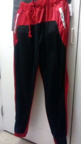 Trendy warm up pants