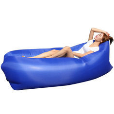Fast Air Inflatable Sleeping Bed Lounger