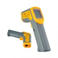 Non-Contact IR Infrared Digital Thermometer with Laser Pointer  Non-Contact IR Infrared Digital Thermometer with Laser Pointer