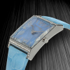 Chronotech 3-hand Square Ladies Watch