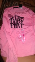 BabyPhat top size 4T