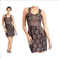 Sleevless Fay Dress by Designer GUESS