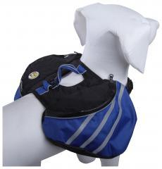Everest Backpack-Pet Accessory-Blue-XSm