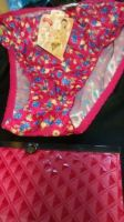 purse and undees pink watermelon gift set