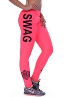 Sports Pants Force Exercise Women Sports Yoga Tights
