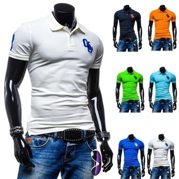 Polo Shirts slim fit