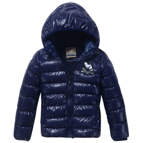 Children Fashion Outerwears Hooded Jacket-4T
