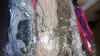 Jewelry Scarfs Assorted Colors-White