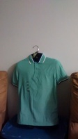 Mint Green IZOD Polo Top
