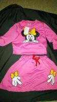 Mickey ms. Skirt Set