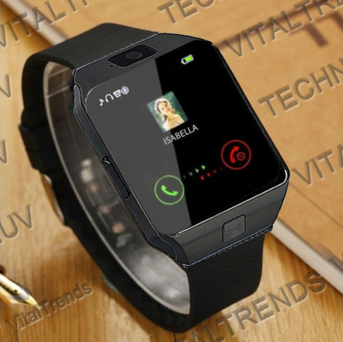 New Smart Watch DZ09