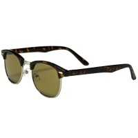 Mechaly Clubmaster Square Style Sunglasses UV 400.