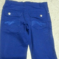 Young miss Royal Blue pants by Real Love brand