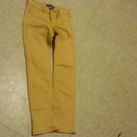 Young miss pants size 12
